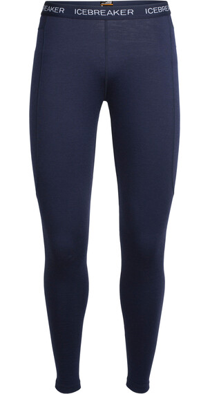 Icebreaker Zone Leggings Women midnight navy/largo